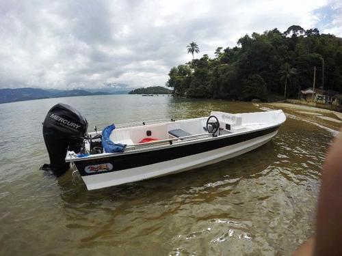 barco bote lancha fibra 5,60 console artsol 40 anos fabrica