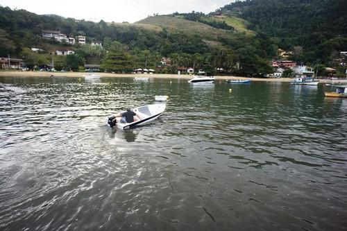 barco bote lancha fibra pesca 4,60 borda alta artsol fabrica
