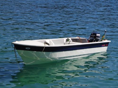 barco bote lancha fibra pesca 5,30 artsol 40 anos fabrica
