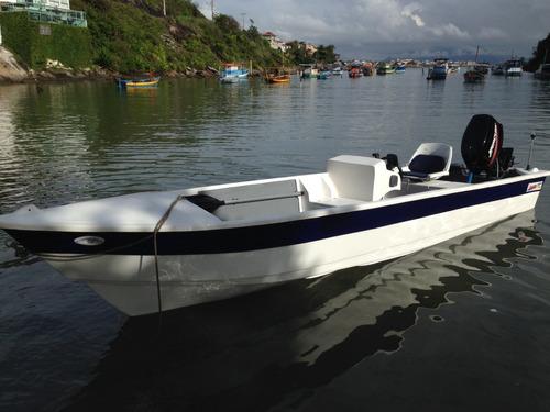 barco bote lancha pesca 5,30 console artsol 40 anos fabrica