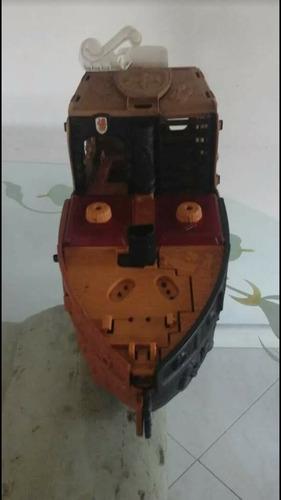 barco corsario plegable