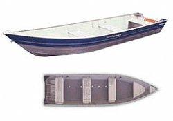 barco de aluminio  5m -  aruak 500