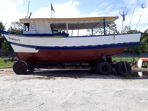 barco de pesca aluga locação.
