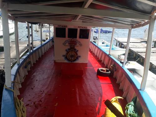 barco de pesca-carga
