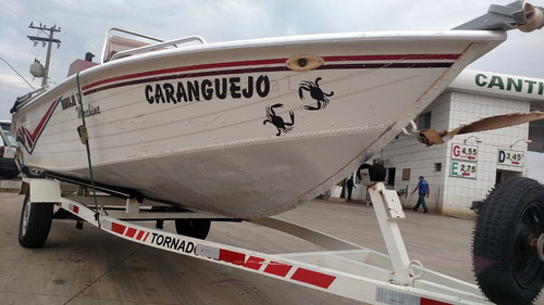 barco de pesca levefort marajo 17 machine