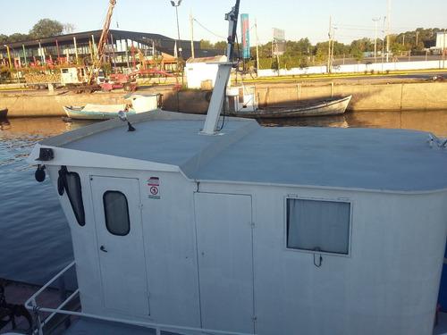 barco de trabajo