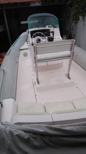 barco flexboat 13 lugares