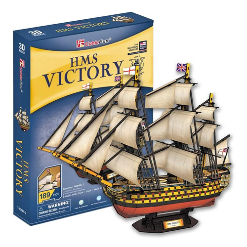 barco hms victory