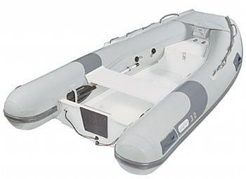 barco inflavel 3mtrs zefir wind f300 fibra miami nautica