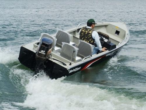 barco karib 500 cs+ console + suzuki 30 hp eletrico- 0km