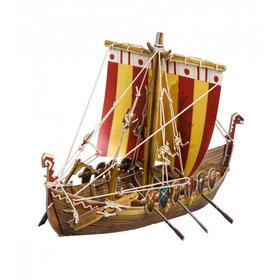 Barco Ladia Ruso Modelo A Escala (rompecabezas 3d)