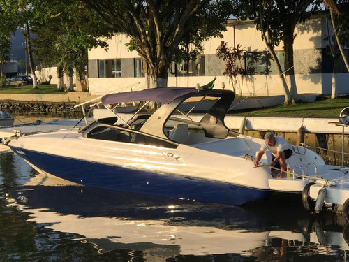 barco lancha econariner alfa 300  2007 ñ focker phanton