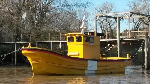 barco lancha pesquero