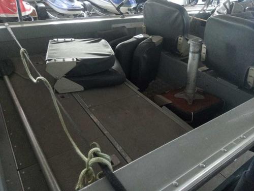 barco levefort marajó 17 2015 c/ yamaha 90hp 4tempos 2015