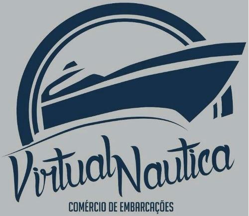 barco levefort marfim - motor yamaha 40hp virtual nautica