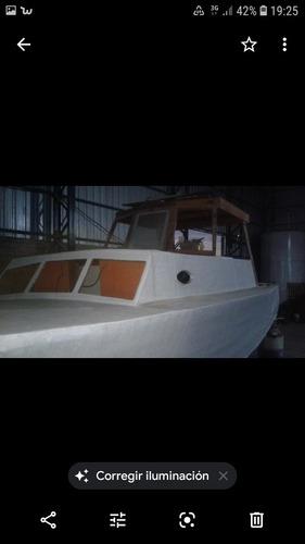 barco madera ford v8
