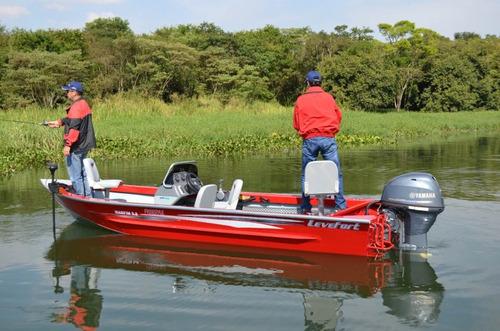 barco marfim 5.5 freestyle com 40 hp yamaha 2 t