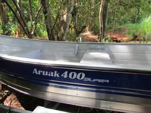 barco metalglass aruak 400 super