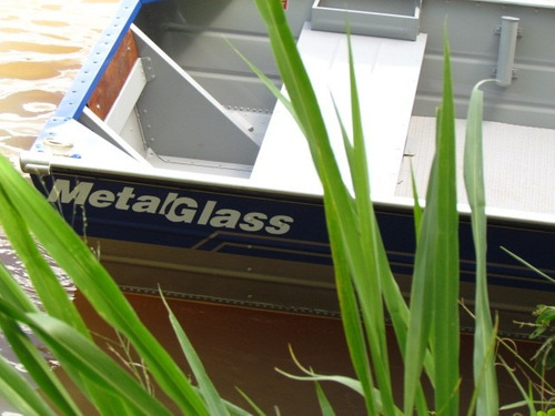barco metalglass aruak 400 super