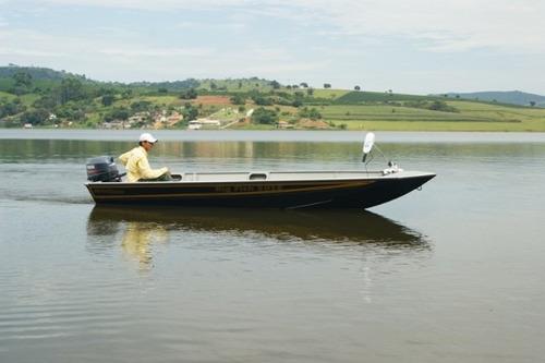 barco metalglass big fish 5014