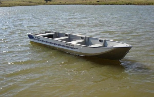 barco metalglass karib 600
