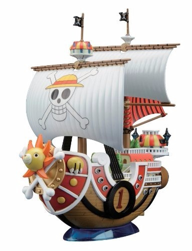 barco one piece thousand sunny grand ship collection jp