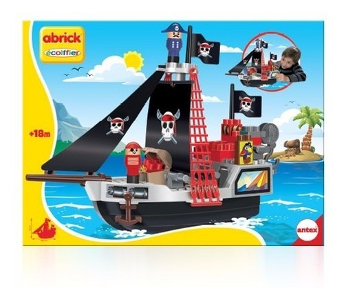 barco pirata abrick antex mejor precio!!