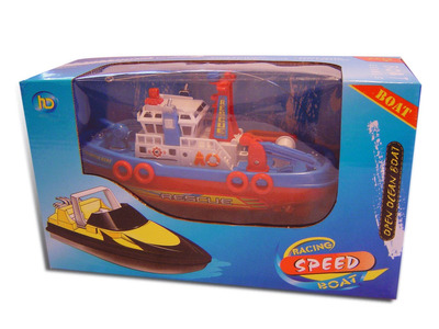 barco racing speed a control remoto