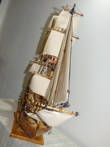 barco  santísima trinidad