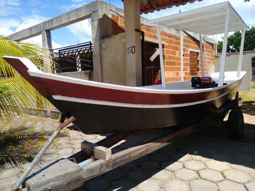 barco tipo batera, c batera