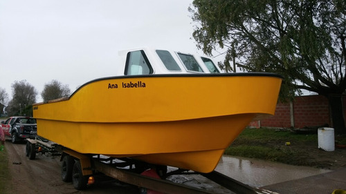 barco tracker 9.80x 3.50 baader track pesca,transporte