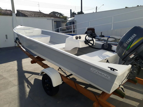 barco wellcraft 499 com motor 40 hp