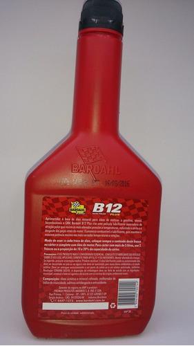 bardahl b12 plus aditivo original prolonga vida util motor