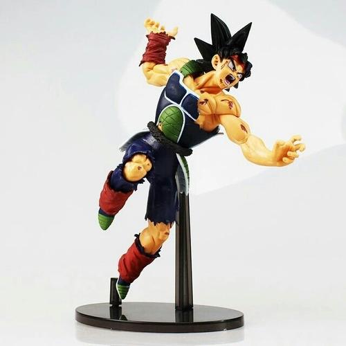 bardock figura de coleccion nuevo en caja dragon ball z