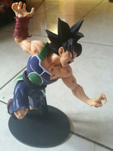 bardock papa goku figura dragon ball la pelicula bardok