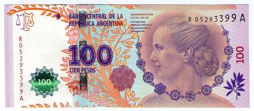 barese2013 bottero 4311 100 pesos reposicion evita s/c
