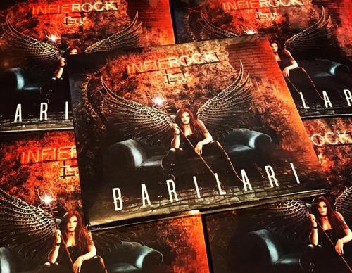 barilari infierock nuevo cd 2019 original rata blanca stock