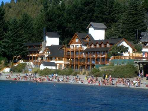 bariloche cabaña apart de lago vacaciones 2021