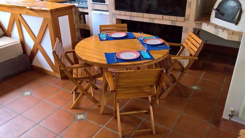 bariloche - cabaña de montaña - ideal familia 2/4 - turismo