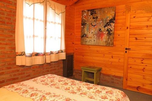 bariloche-cabaña vista al lago-max. 4 pers-desde $1.100/dia