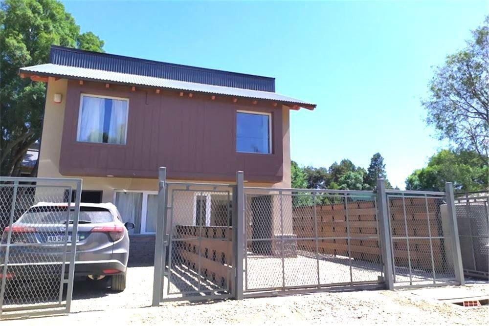 bariloche venta duplex tipo casa en pinar de festa