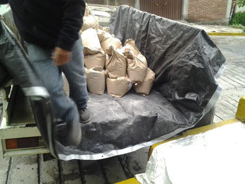 barita sola en sacos con 25kg