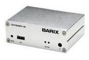 barix exstreamer 100 ip audio stream descodificador por bari