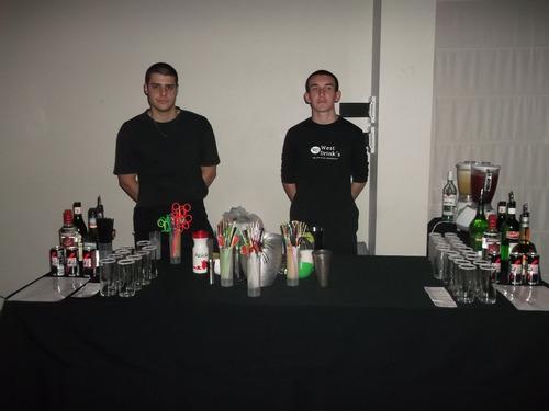barman, eventos servicio