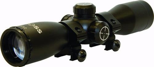 barnett illuminated rifle scope (3 reticle)