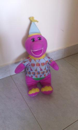 barney canta cumpleaños