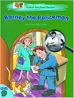 barney the policeman - oxford storyland readers level 11