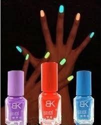 barnices neon fluorecentes