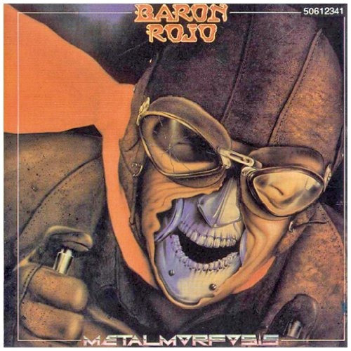 baron rojo-metalmorfosis [import]