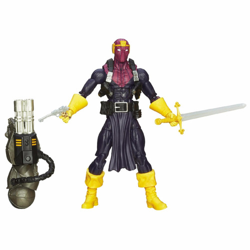baron zemo - marvel legends infinite series captain america
